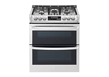View All Gas Double Ovens